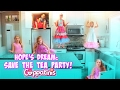 Hope S Dream Save The Tea Party Cuppatinis Dolls In Real Life Skit mp3
