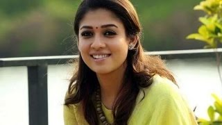I like to Spend time with Relations and Friends-Nayanthara