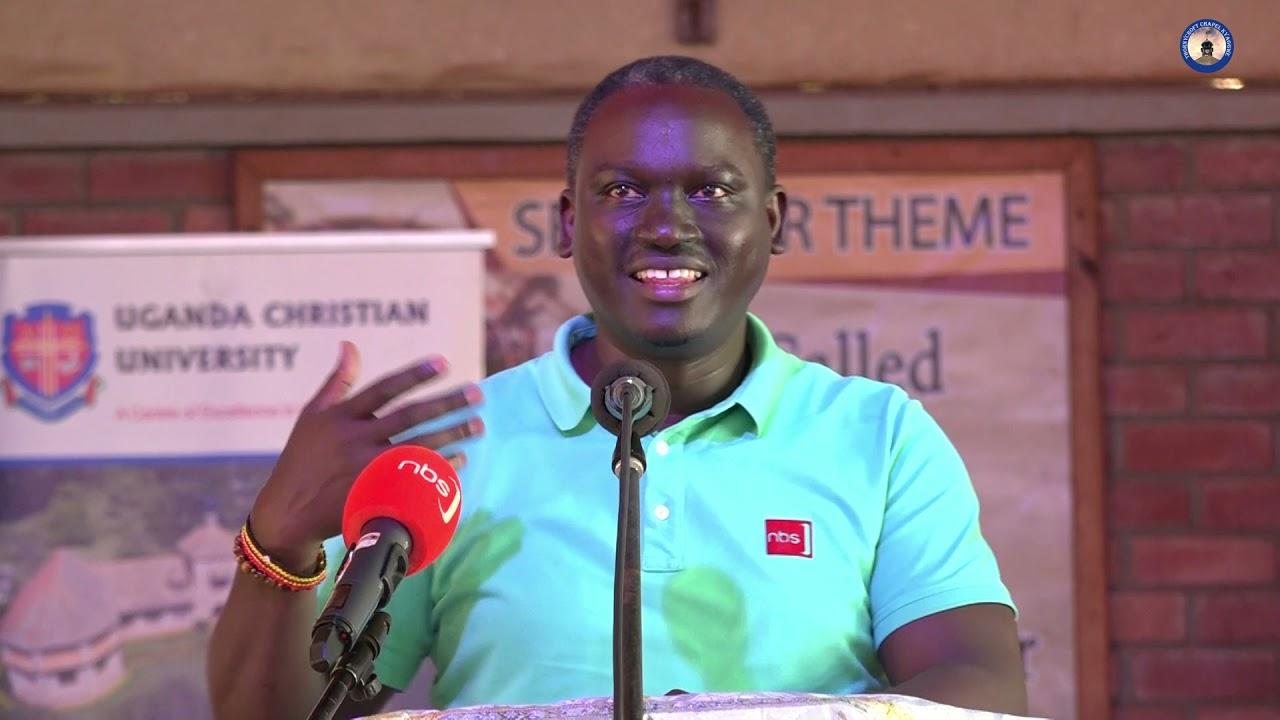 Download Next Media CEO Address   Mr. Kin Kariisa