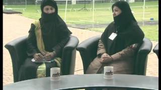 Urdu Lajna Talk - Jalsa Salana 2012 Germany