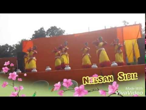 Santhali Stage Dance Video ♡ Buru Lukui  Jhunka Baha ♡
