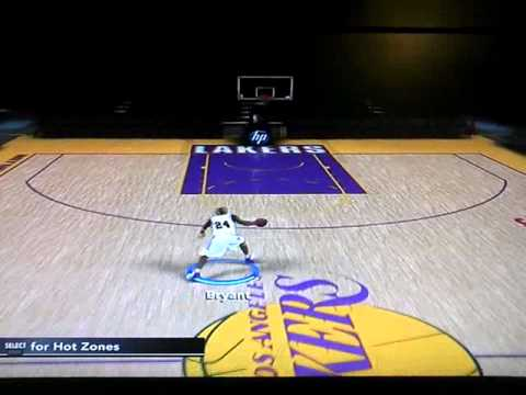 How To Step Back And Spin Lay Up And Dunk In 2K12