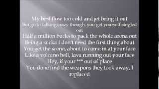 G Season T.I./Meek Mill clean with lyrics