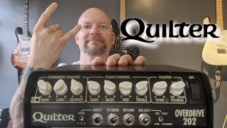 Brand New Quilter Labs Amp!! - The Overdrive 202
