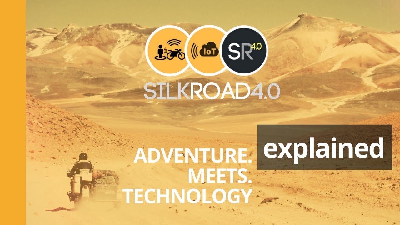 Silkroad 4 0 Explained - Adventure Meets Technology