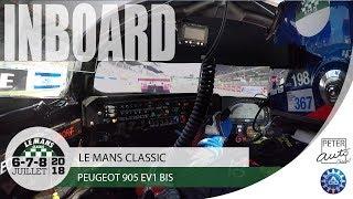 V10 SOUND Peugeot 905 EV1 Bis - Le Mans Classic