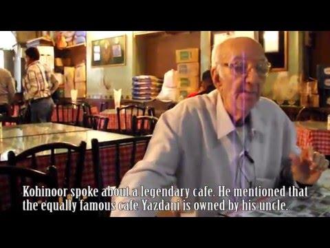 Irani Cafe Documentary - The Lost Harmony