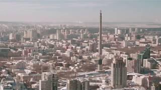Снос Башни с Высоцкого | Екатеринбург