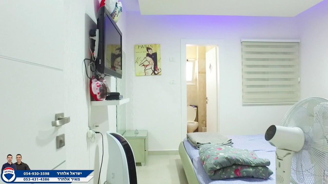 כולם חדשים למכירה פנטהאוז 5 חדרים שכונת רמות משה קהירי | דירות למכירה בבאר SO-49