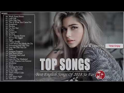 Lagu Barat Terbaru 2019 Terpopuler  - Kumpulan Lagu Barat Terbaru 2019 - English Songs