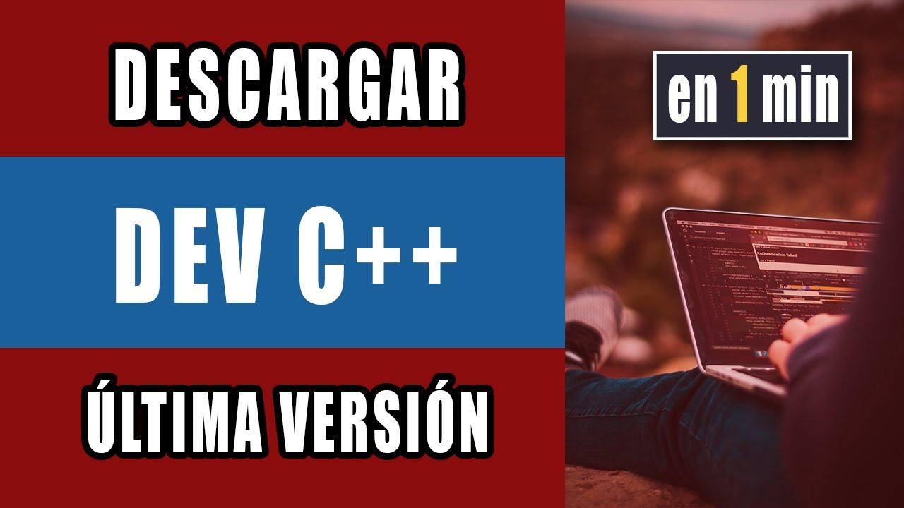 Descargar dev c++ para windows 7 ultima version windows 10