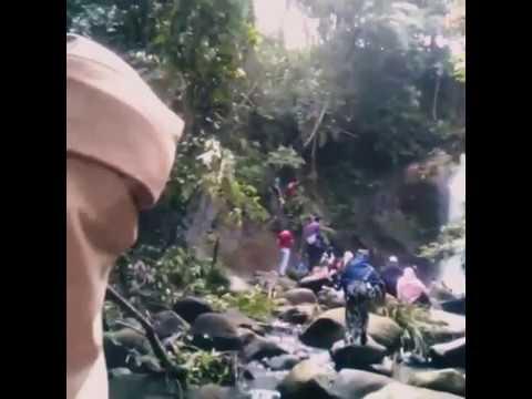 air terjun batu bekinyau-seluma - youtube
