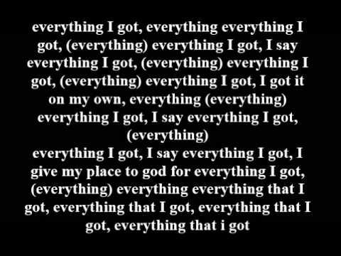 Rich Gang - Everything I Got Lyrics On Screen - YouTube