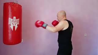Уроки бокса 5. Как выработать коронный удар.