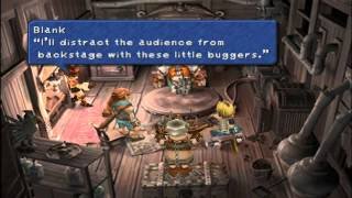 Let's Play Final Fantasy IX #001 Forgotten Memory In The Storm