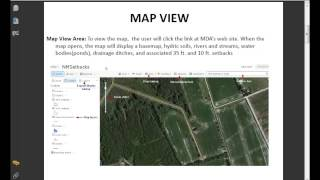 GIS Mapping - Drawing Buffers onto Maps for Customers