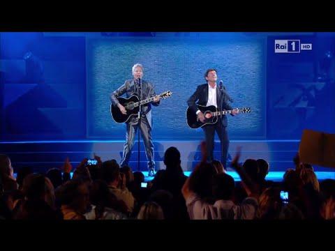 Claudio Baglioni e Gianni Morandi - Capitani Coraggiosi