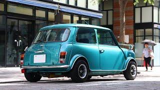 ローバー ミニ クーパー ヨーロッパ仕様LHD キングフィッシャーブルー Rover Mini Cooper Kingfisher Blue
