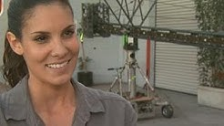 Daniela Ruah Talks Pregnancy On Set of 'NCIS: LA'
