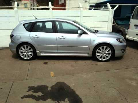 2008 mazda 3 2 3 mps 190kw auto for sale on auto trader south africa youtube. Black Bedroom Furniture Sets. Home Design Ideas