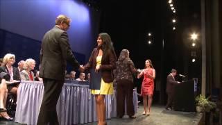 2014 Columbia University Journalism School Graduation Ceremony