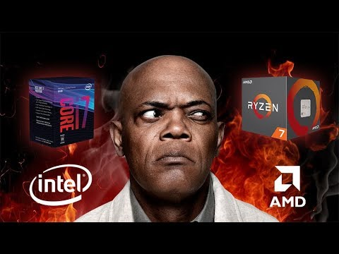 บทความนิยม! มองกันยาวๆ ควรเลือก Intel Gen 8/AMD RYZEN ดี?, เฉลยว่าทำไม Core i Gen 8 ถึงของขาด? :WK43