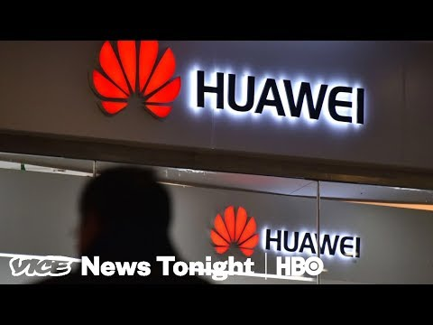 We Went Inside The Chinese Telecom Giant That Trump Just Banned (HBO)
