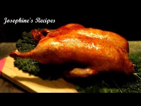 How to Make Crispy Roast Duck 脆皮燒鴨 - JosephineRecipes.co.uk