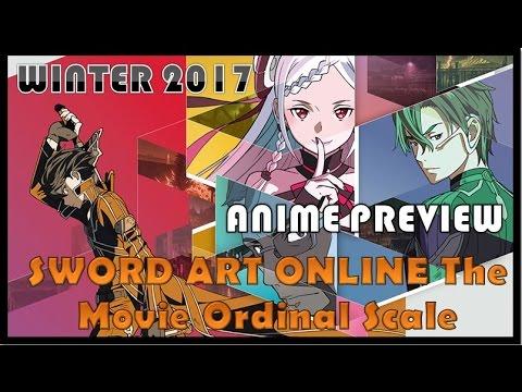 [anime review]SWORD ART ONLINE The Movie Ordinal Scale หนังดีแต่ไม่สุด