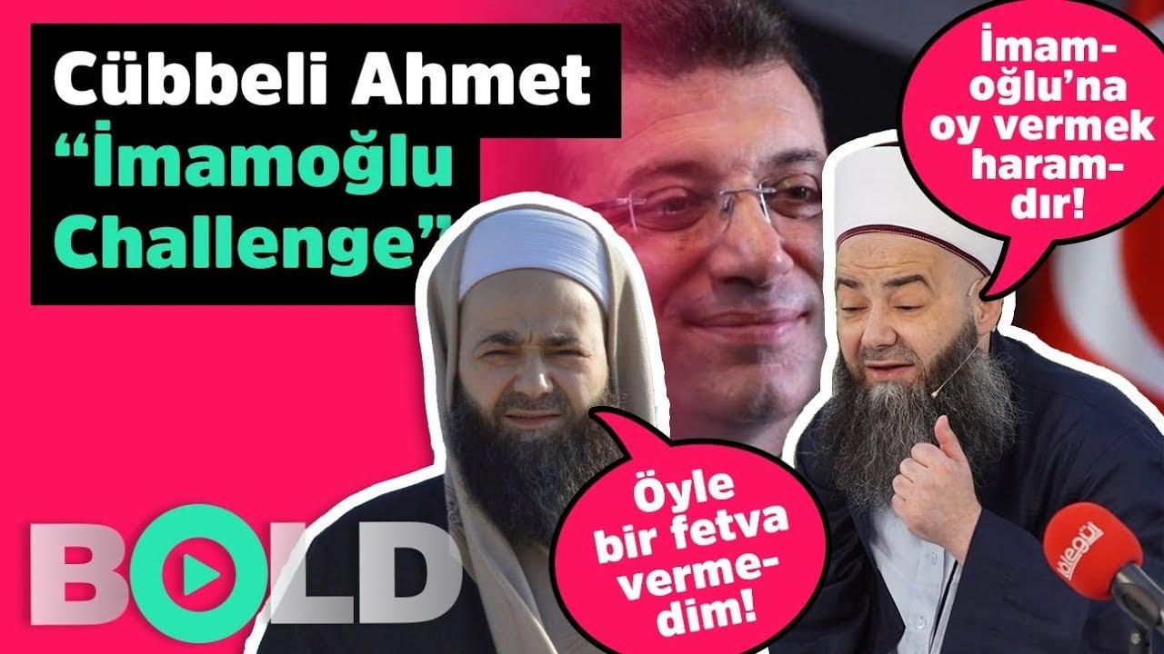 Cübbeli Ahmet'in ''Ekrem İmamoğlu'' imtihanı
