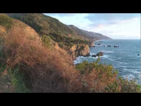 Camping at Julia Pfeiffer-Burns State Park