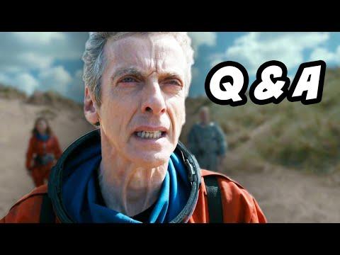 Doctor Who Season 8 Episode 7 Q&A  Kill The Moon