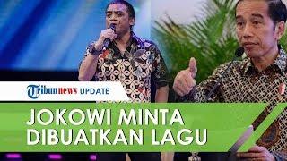 Diminta Jokowi Buatkan Lagu Bertema Kebangsaan, Didi Kempot: Lagu tentang Bhineka Tunggal Ika