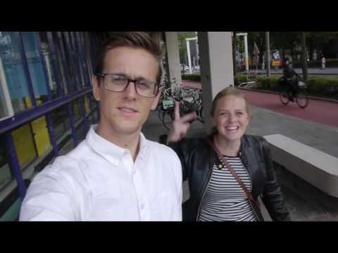 Flying into Amsterdam! - Travel The Netherlands vlog 164