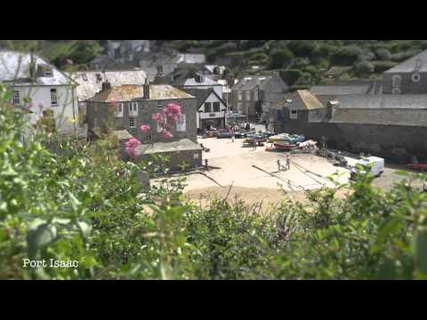The North Coast of Cornwall, a video guide