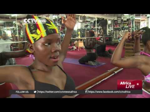 Uganda's bodybuilder Irene Kasuubo eyes world championship medal