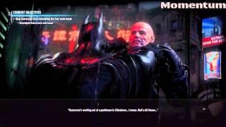 Batman Arkham Knight load screen