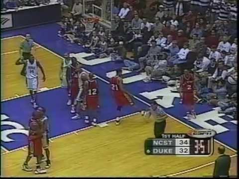 01/19/2000:  NC State Wolfpack at #6 Duke Blue Devils