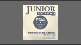 Baby Wants to Ride - Underworld vs the Misterons