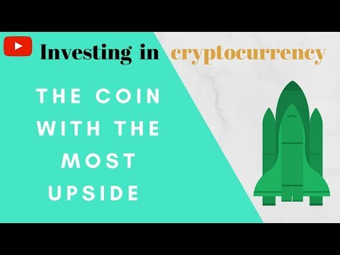 Is Verge Coin (XVG) the Cryptocurrency with the Most Upside? | Investing in Cryptocurrency