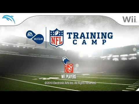EA Sports Active NFL Training Camp | Dolphin Emulator 5.0-10562 [1080p HD] | Nintendo Wii