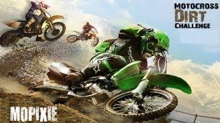 Online Motocross FMX Games Motocross Dirt Challenge