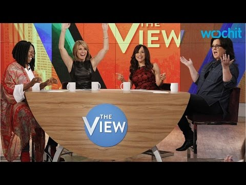 Whoopi Goldberg and Rosie O'Donnell Scream at Each Other While Debating Racism on The View