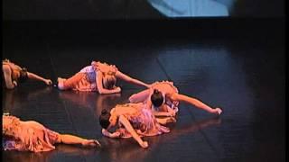 Danza moderna - René Aubry- Derivés, concorso Salento.mpeg