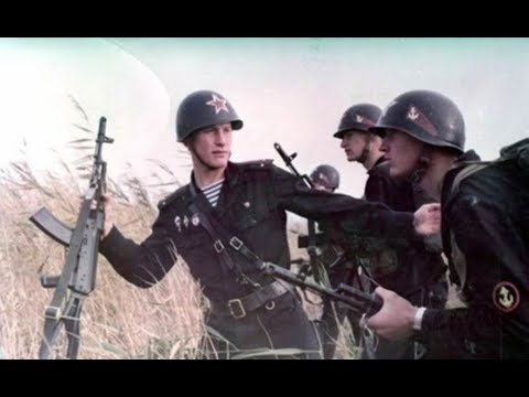 ☭ Морская пехота СССР ☭ Служу Советскому Союзу