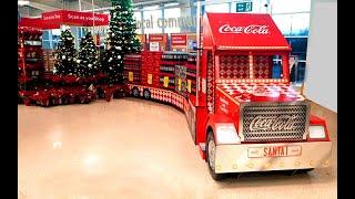 Coca Cola 3D Christmas Campaign