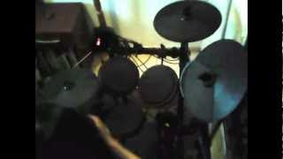 Amon Amarth -Twilight of the Thunder God Drum cover