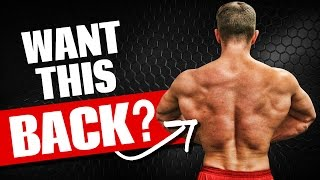 How To REALLY Build A Big Back Naturally | Advice That Works Because I'm Not A FAKE NATTY SCUMBAG