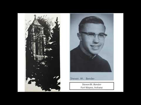Brunnerdale Seminary High School Graduating Classes 1949-1981 with Rare Audio from 1959 Commencement