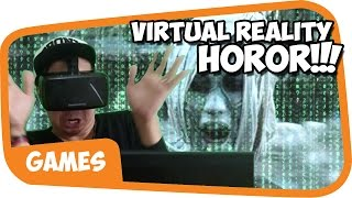GAME HOROR INDONESIA [Virtual Reality] OCULUS RIFT